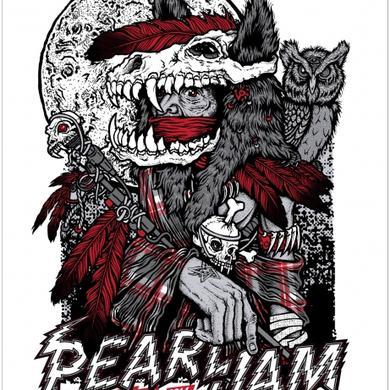 Pearl Jam Poster - Tulsa, Oklahoma October 8th, 2014