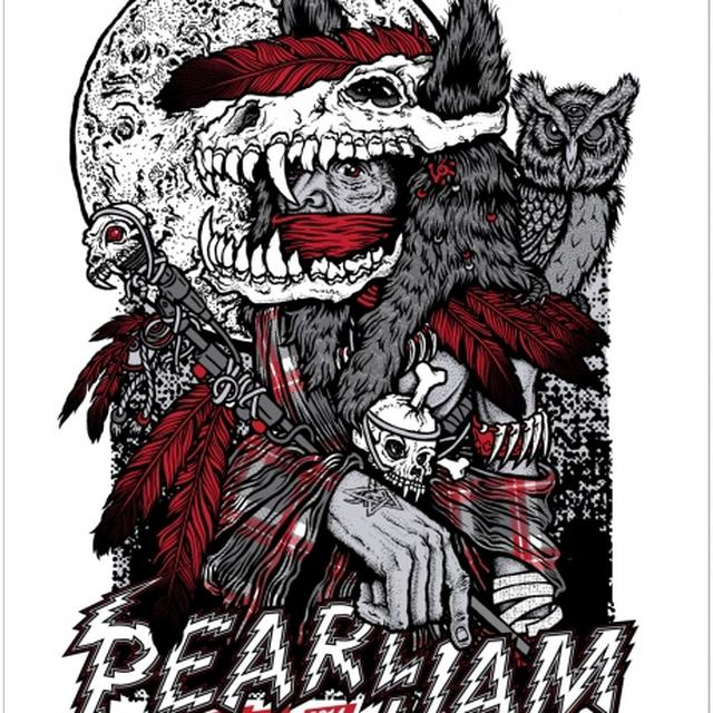 Pearl Jam Poster - Tulsa, Oklahoma October 8th, 2014