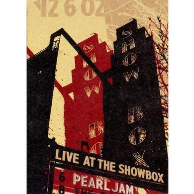 Pearl Jam Live at the Showbox DVD