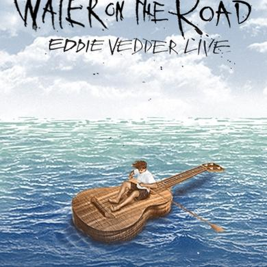 Pearl Jam DVD 2011 EDDIE VEDDER DVD Water on the Road