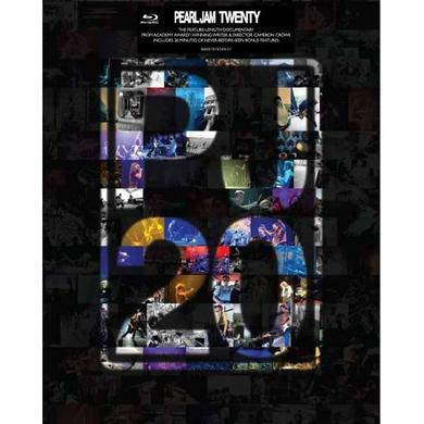 Pearl Jam 20th Anniversary BluRay