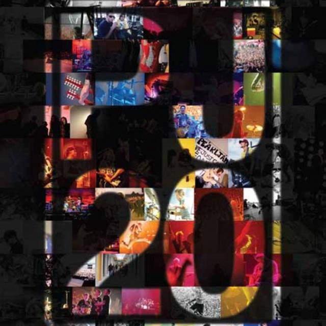 PEARL JAM TWENTY STANDARD DVD