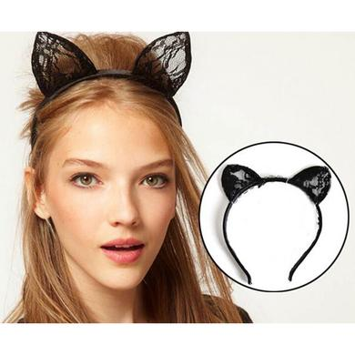Ariana Grande Cat Lace Ears