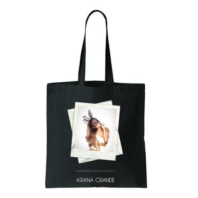 Ariana Grande Bunny Window Tote Bag