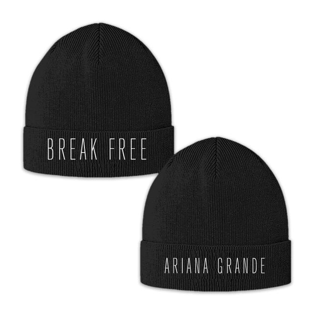 Ariana Grande Break Free Beanie