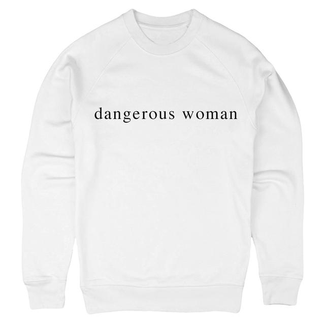 ARIANA GRANDE DANGEROUS WOMAN CREWNECK