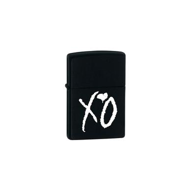 The Weeknd XO CLASSIC LOGO ZIPPO LIGHTER