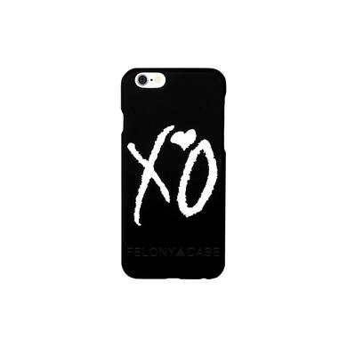 The Weeknd XO BY FELONY CASE CLASSIC LOGO IPHONE 6 CASE