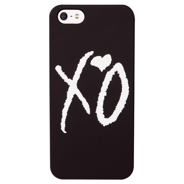 The Weeknd XO BY FELONY CASE CLASSIC LOGO IPHONE 5S CASE