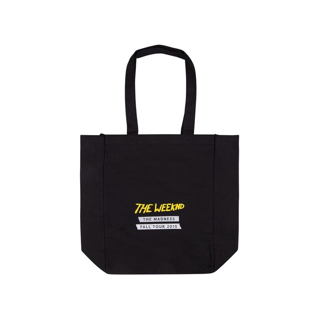 The Weeknd THE MADNESS TOTE