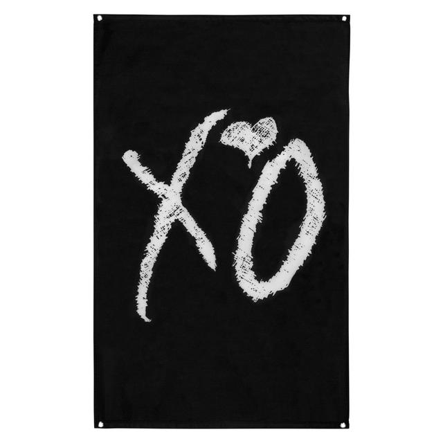 The Weeknd XO CLASSIC 3X5FT WALL FLAG