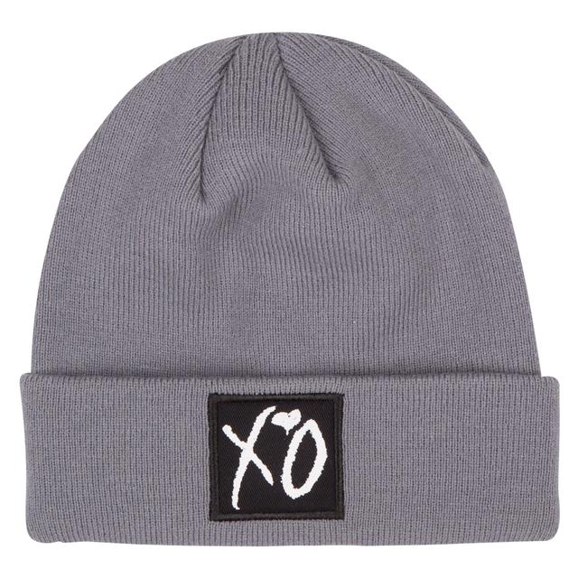 The Weeknd XO CLASSIC LOGO PATCH WINTER BEANIE