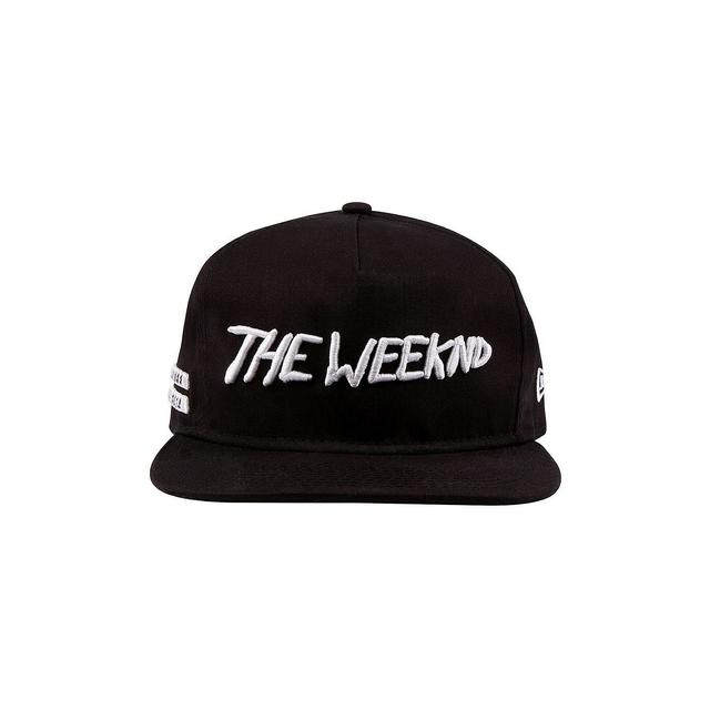 The Weeknd THE MADNESS LOGO STRAPBACK