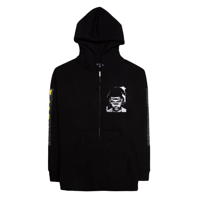 The Weeknd THE MADNESS ZIP UP UNISEX HOODIE