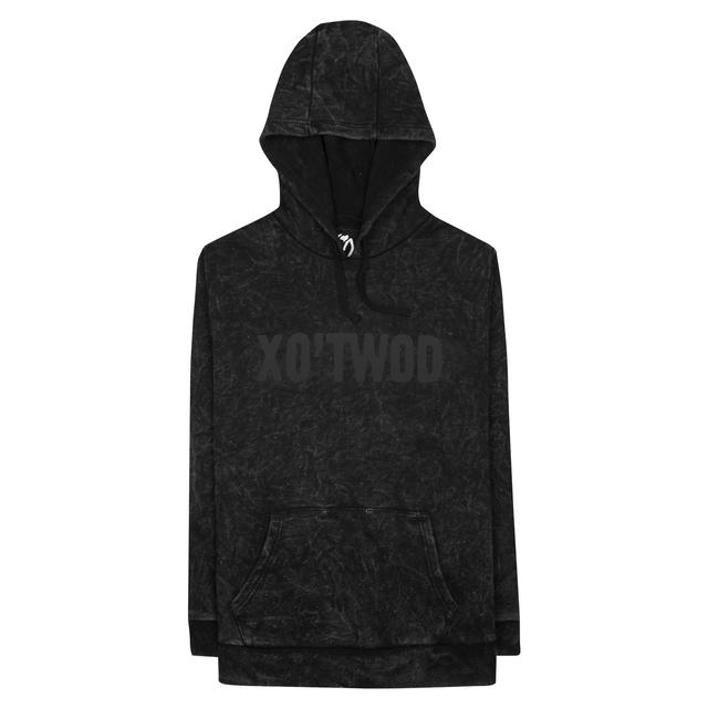 The Weeknd XO'TWOD WINTER WASH UNISEX PULLOVER HOODY