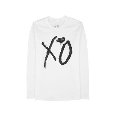The Weeknd XO CLASSIC LOGO UNISEX LONGSLEEVE TEE