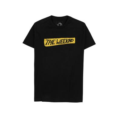 The Weeknd Logo T Shirt
