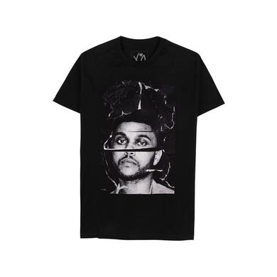 The Weeknd T Shirt | Beauty Behind the Madness Portrait