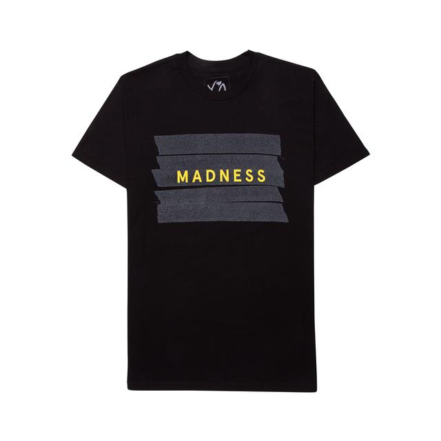 The Weeknd THE MADNESS LOGO UNISEX TEE