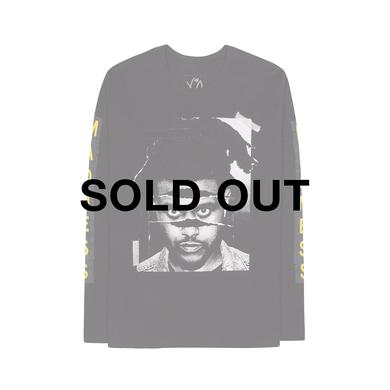 The Weeknd THE MADNESS FALL TOUR LONG SLEEVE UNISEX TEE