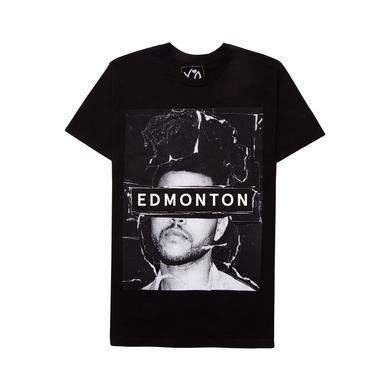 The Weeknd THE MADNESS CITY UNISEX TEE - EDMONTON