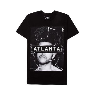 The Weeknd THE MADNESS CITY UNISEX TEE - ATLANTA