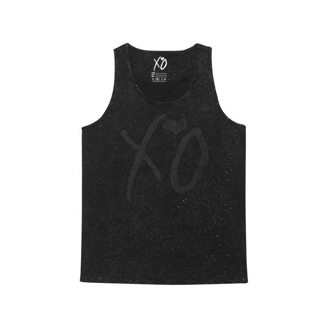 The Weeknd XO CLASSIC LOGO WINTER WASH UNISEX TANKTOP