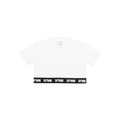 The Weeknd XO'TWOD WOMEN'S BANNER CROP TEE