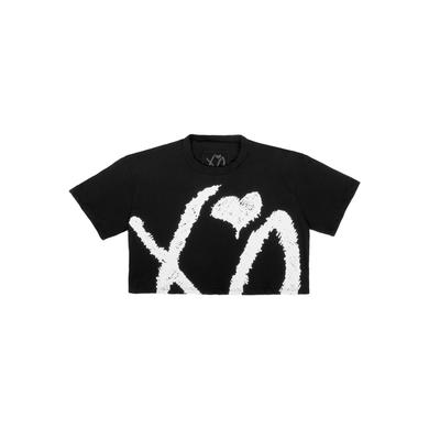 The Weeknd XO CLASSIC LOGO WOMEN'S CROPPED TEE