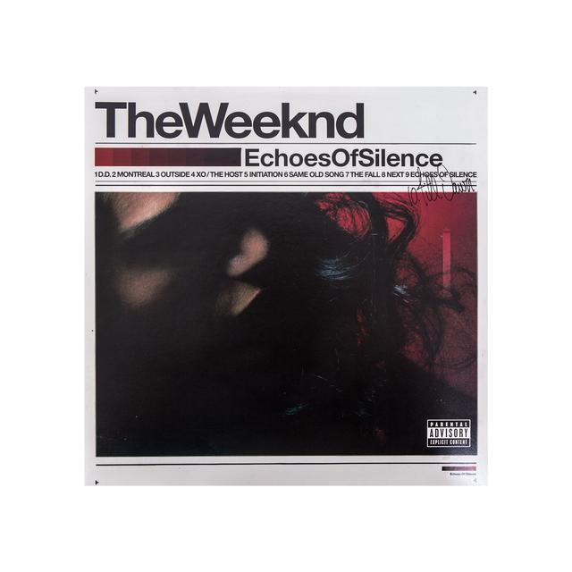 THE WEEKND ECHOES OF SILENCE LP
