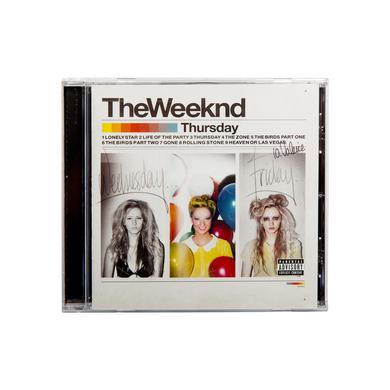 THE WEEKND THURSDAY CD OR MP3