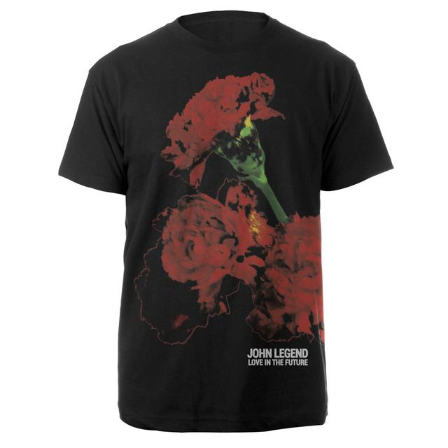 John Legend Love In The Future Album Cover Tee