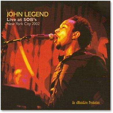 John Legend - Live at SOBs CD