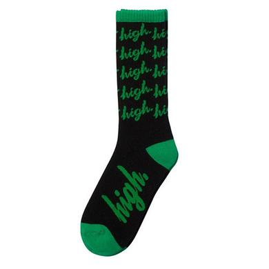 Odd Future OF HIGH DOMO SOCKS BLACK