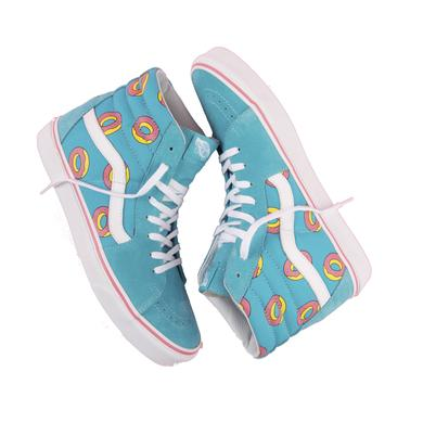 Odd Future VANS DONUT O SK8-HI SHOES  **LIMITED QTYS NOW AVAILABLE**