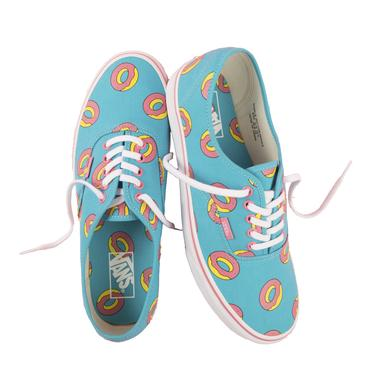 Odd Future VANS DONUT O AUTHENTIC SHOES **LIMITED QTYS NOW AVAILABLE**