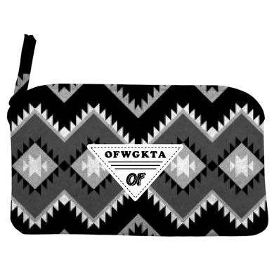 Odd Future AZTEC WOOL COSMETIC BAG