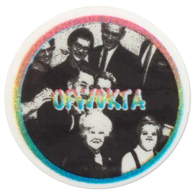Odd Future OFWGKTA STICKER