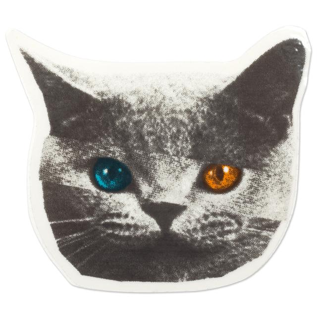 Odd Future TRON CAT STICKER