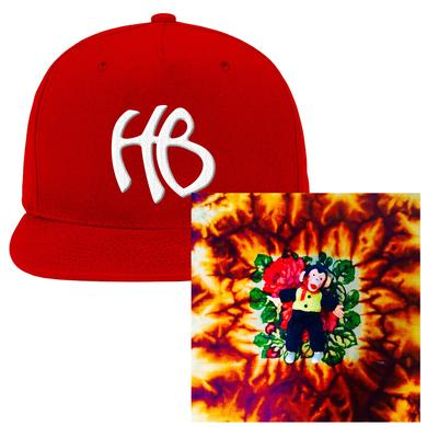 Odd Future Fireplace: TheNotTheOtherSide CD & HB Hat
