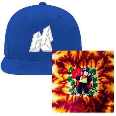 Odd Future Fireplace: TheNotTheOtherSide CD & Hat