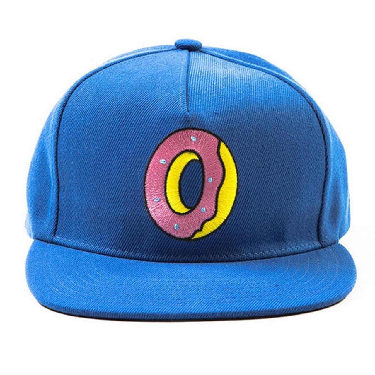 Tyler The Creator. SINGLE DONUT SNAPBACK ROYAL BLUE 48c4bfd1d93c