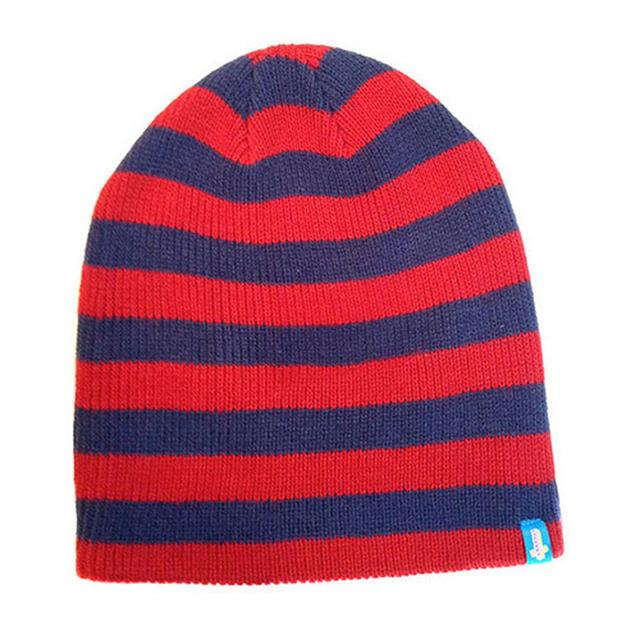 Odd Future FEELGOOD BEANIE RED/NAVY