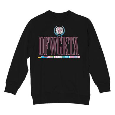 Odd Future OFWGKTA WORLDWIDE SWEATSHIRT