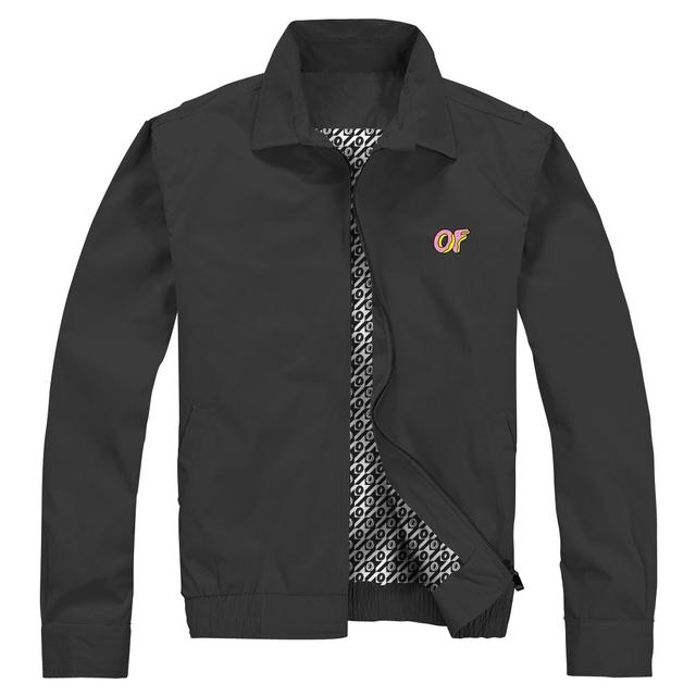 Odd Future EMBROIDERED OF LOGO CLASSIC JACKET