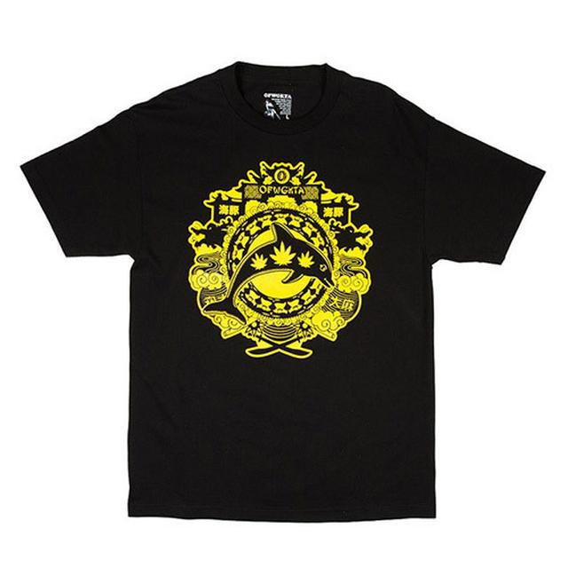 Odd Future OF YEAR OF DOLPHIN T BLK