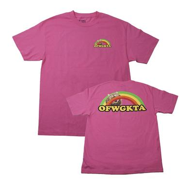 Odd Future RAINBOW CAT TEE
