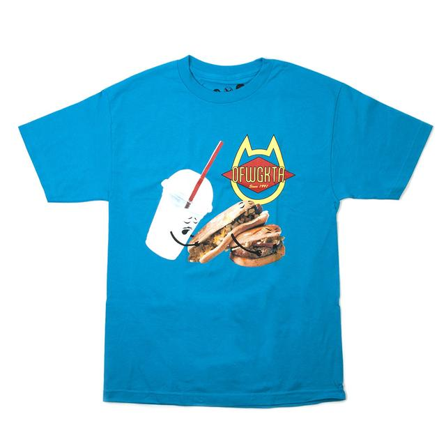 Odd Future OF SHAKE AND HAMBURGER TEE