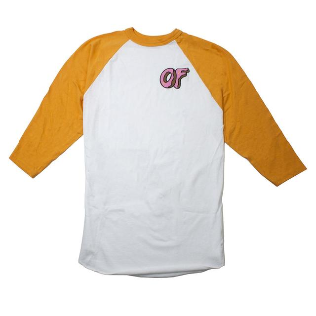 Odd Future OF DONUT RAGLAN