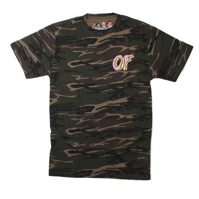 Odd Future OF CAMO DONUT TEE